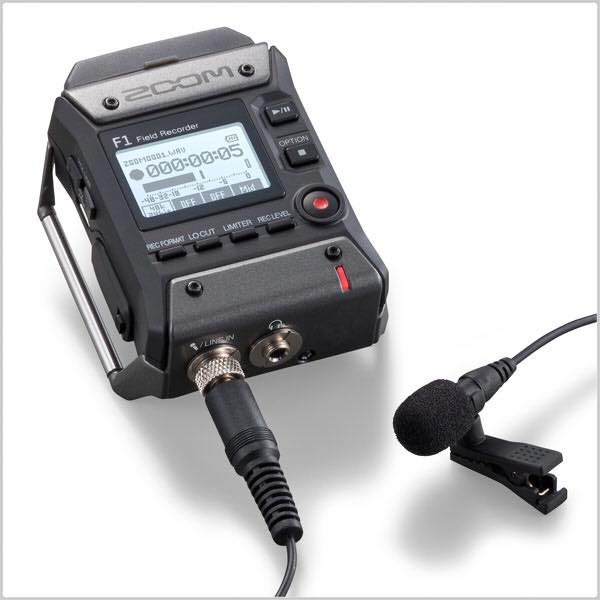 Zoom F1 Field Recorder