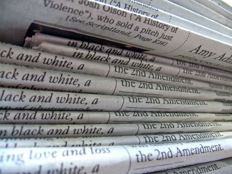 newspapers, tv, Alan Rusbridger, London Review of Books, Television