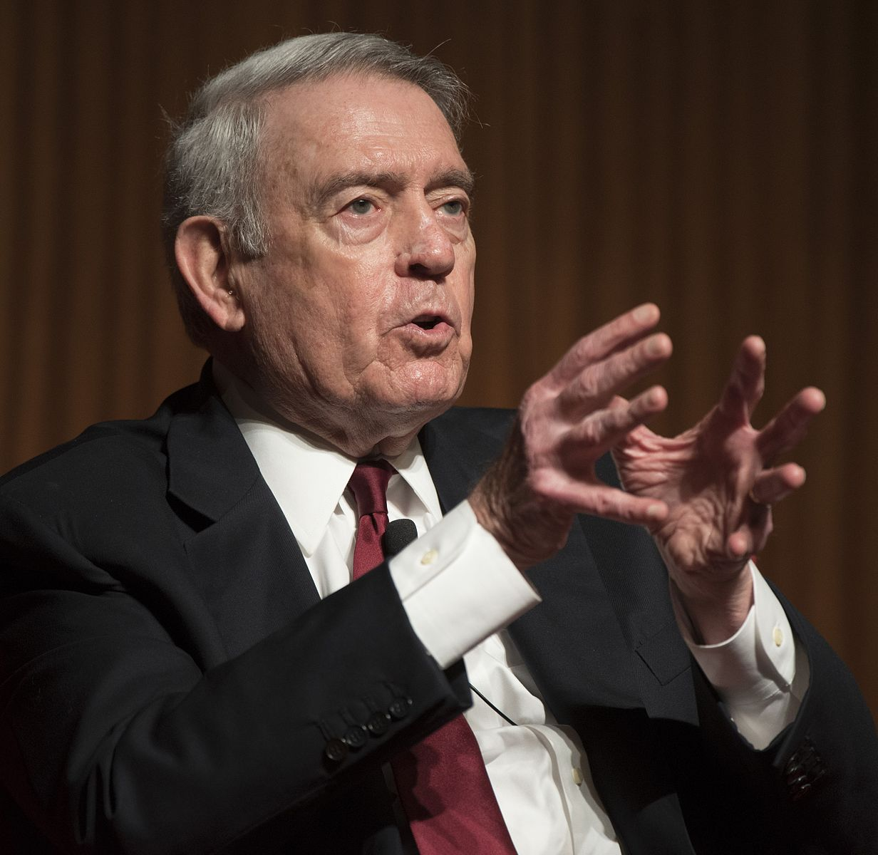 Dan Rather, Xinhua, AI, Artificial Intelligence, TV News
