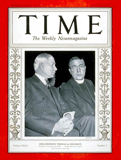 Time magazine, Time/Life, Meredith, Henry Luce, Journalism
