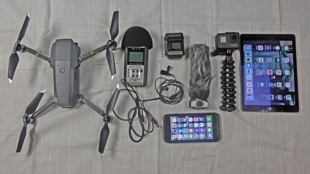 VJ Equipment