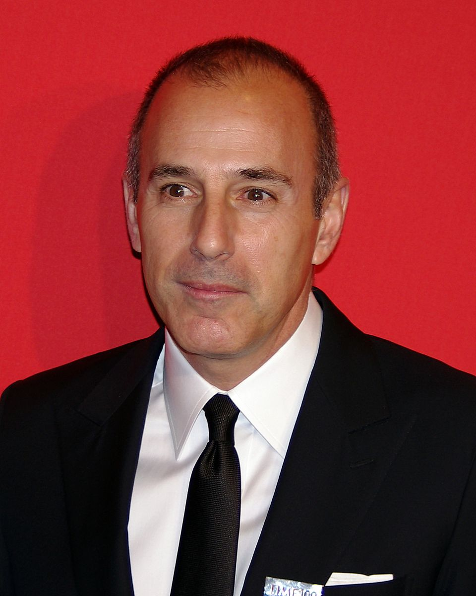 matt lauer, nbc, today show, television, news, journalism, brian williams, lester holt