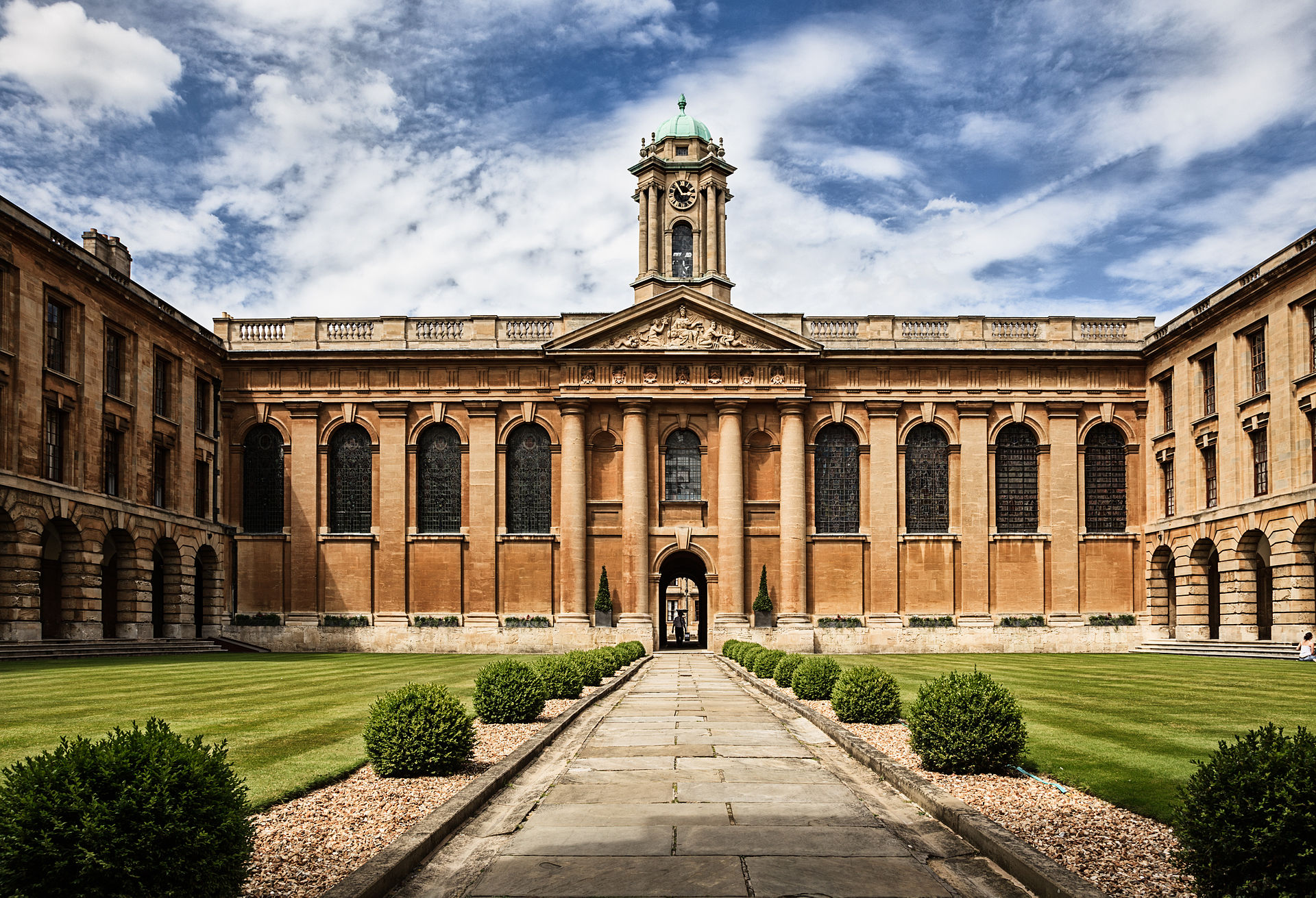 Oxford, Video, Common Good,