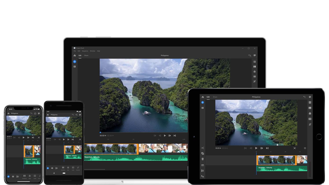 Adobe Project Rush