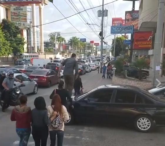 Crosswalk Revenge