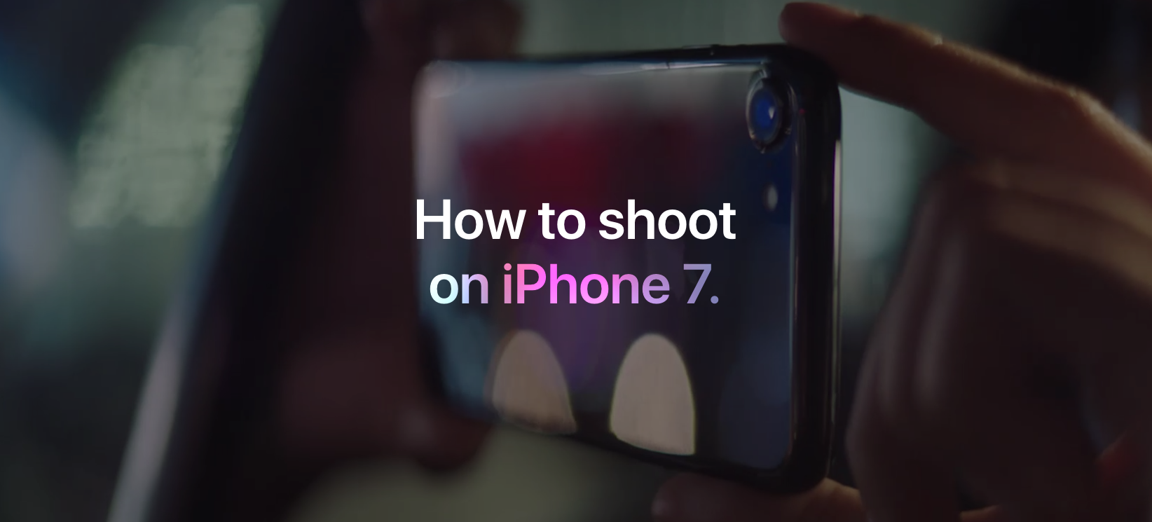 iPhone How To