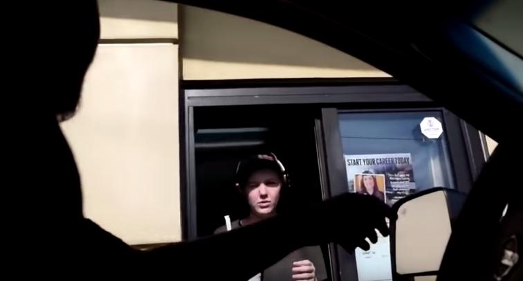 McDonald's Prank