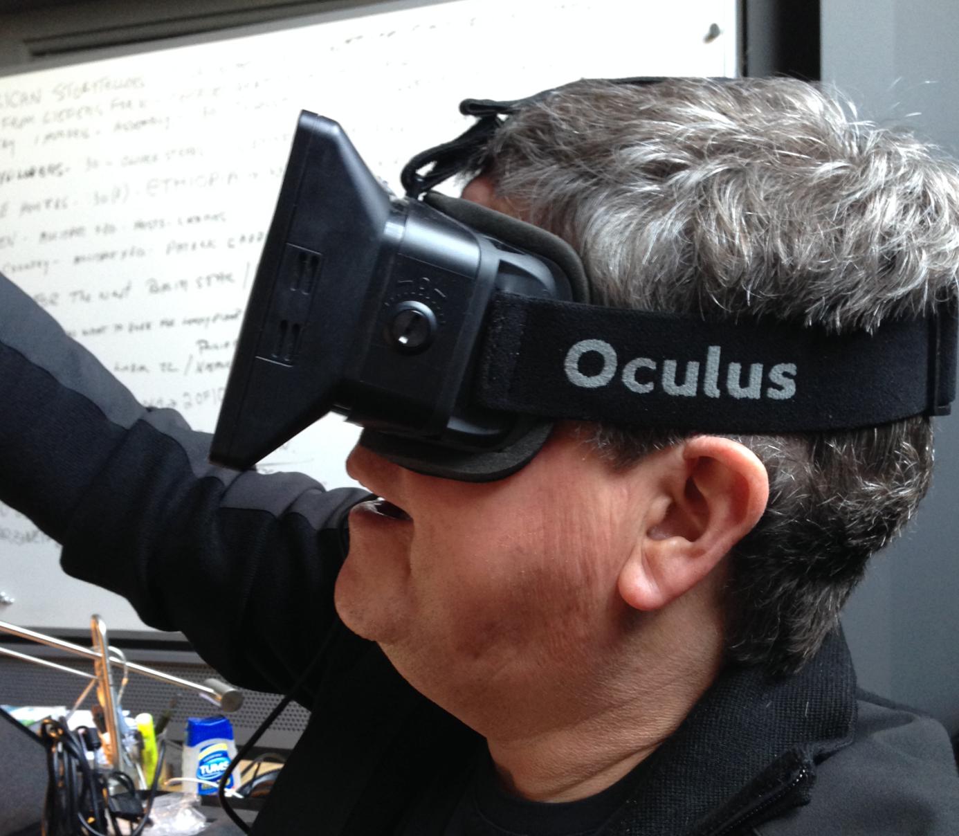 oculus, VR, AR
