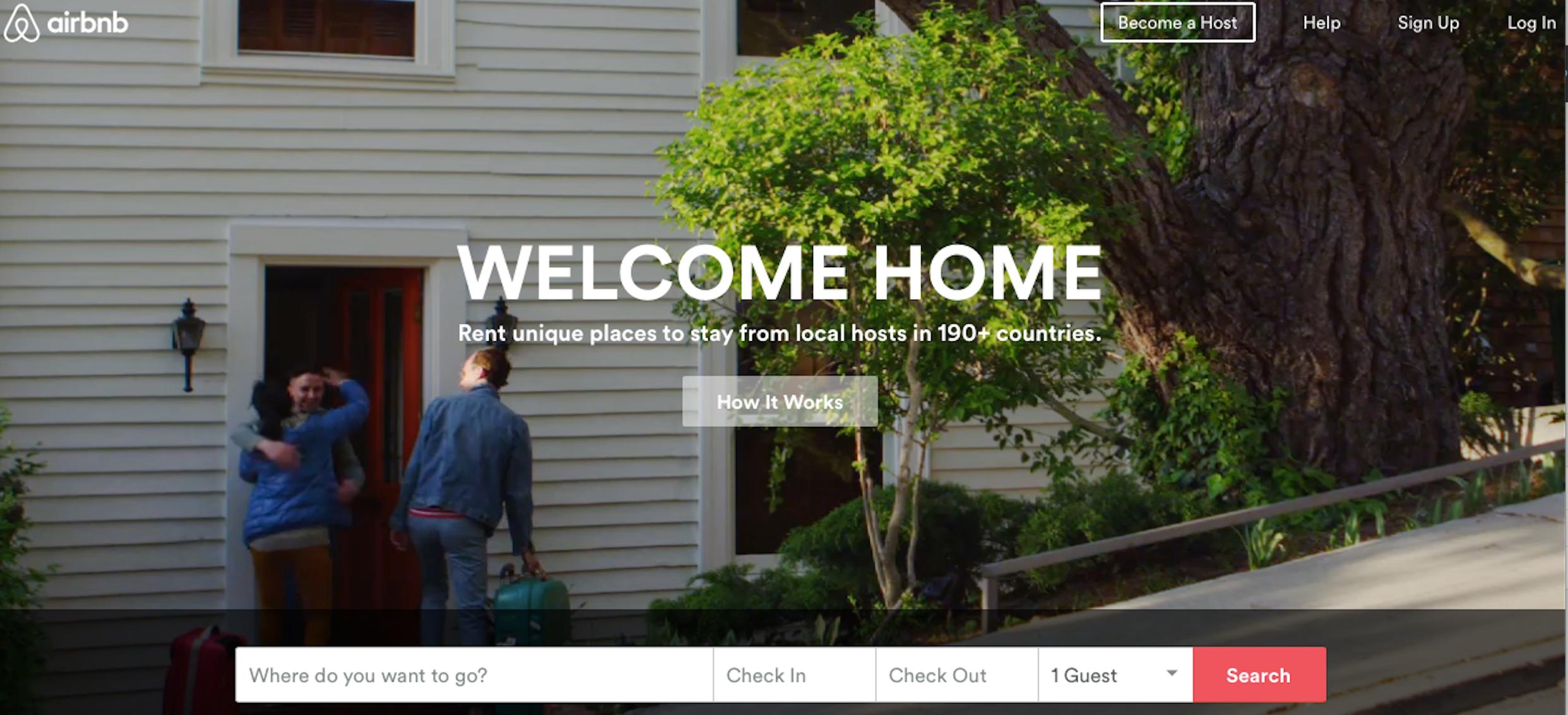airbnb, TV, Househunters, HGTV
