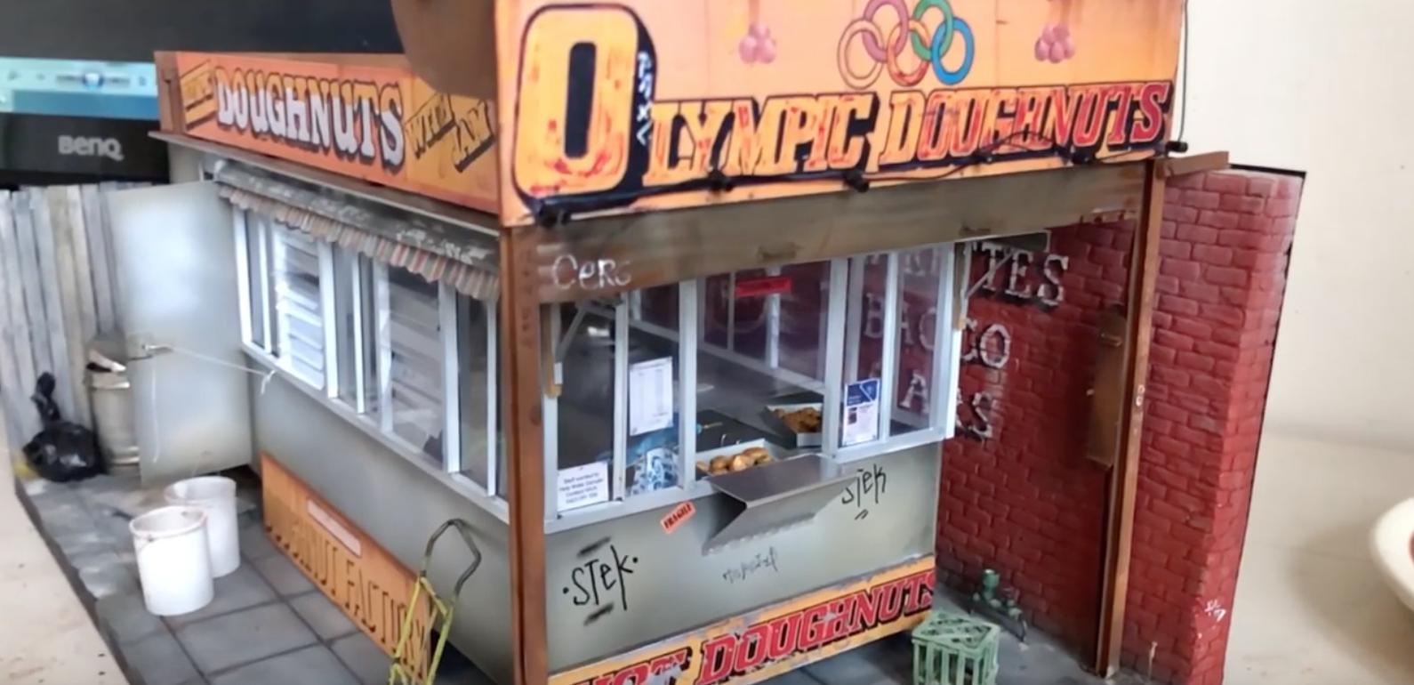 Olympic Doughnuts