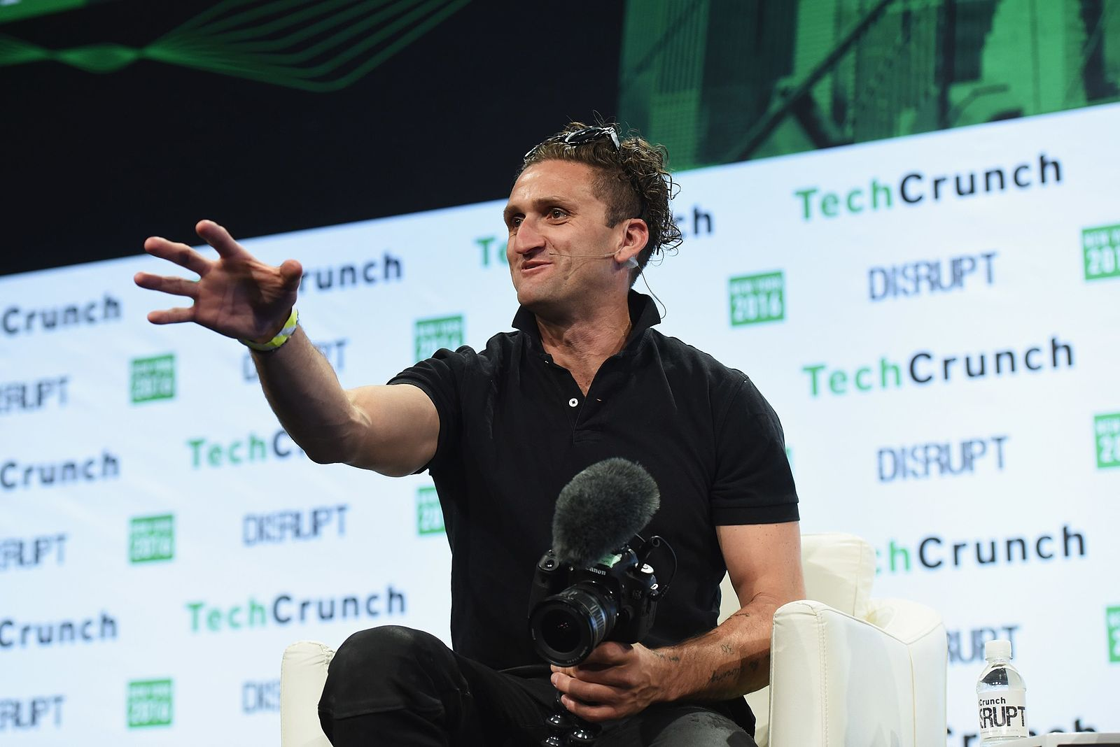 Casey Neistat, CNN, YouTube, Paramount, Fox, Edison