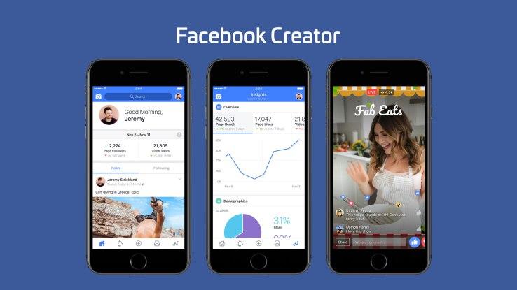 Facebook Creator
