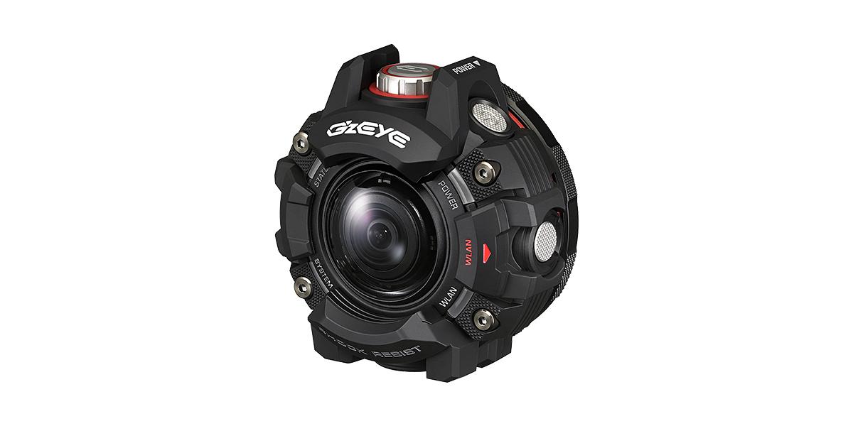Casio GZE-1 Action Camera