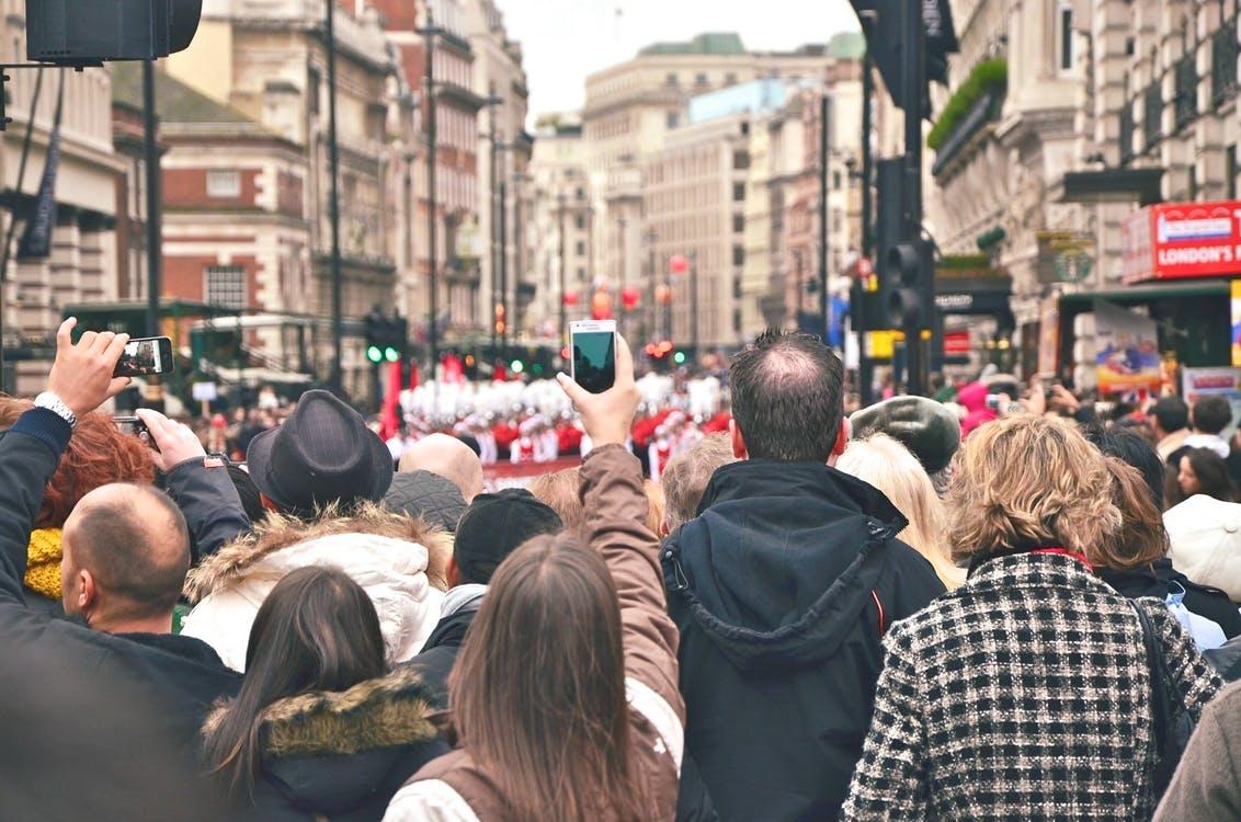 Large Crowd